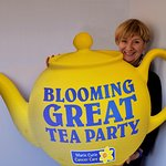 Victoria Wood Backs Blooming Great Tea Party For Charity