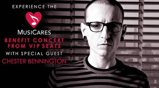 VIP Seats To MusiCares Event