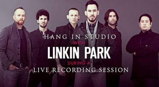 Hang In Studio With Linkin Park