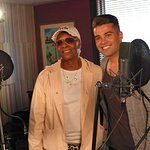 Dionne Warwick And Joe McElderry Record Song For World Hunger Day