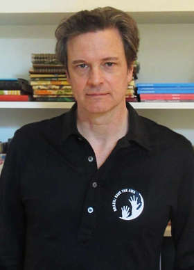 Colin Firth Supports the Awá people