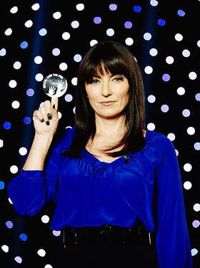 Davina McCall shows her support for the Awá