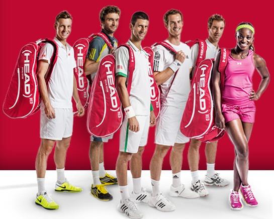 Tennis stars want to help create an AIDS free world.