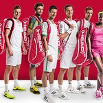 Tennis Stars Pack Their Favourite Items in (HEAD)RED Bag