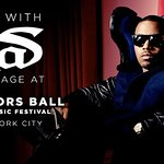 Fly to NYC to Hang Backstage with Nas