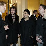 Prince Harry Attends Walking With The Wounded Crystal Ball