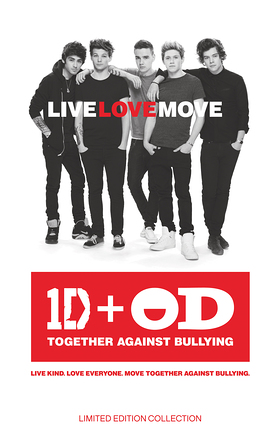 One Direction Fights Bullying