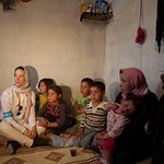 Lucy Liu Visits Syrian Children In Lebanon With UNICEF