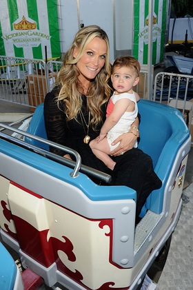 Molly Sims attends Baby Buggy Bedtime Bash sponsored by Johnson&Johnson and Britax/Bob