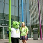 Rebecca Adlington Supports Be Seen In Green Campaign