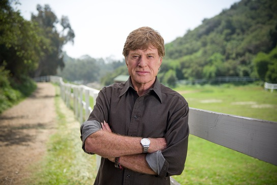 Robert Redford is challenging President Obama to act now on climate change