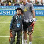 Andy Murray Makes A Wish Come True