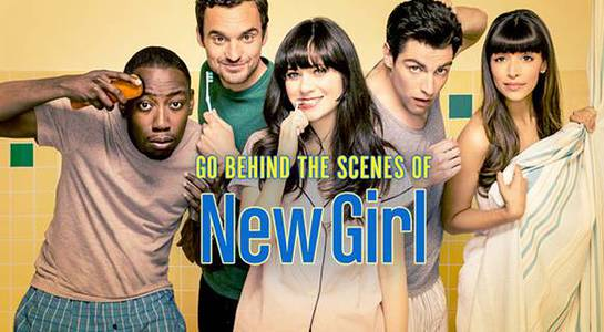 Go Behind The Scenes Of New Girl