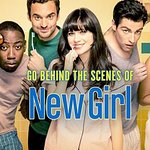 Go Behind-The-Scenes With New Girl For Charity