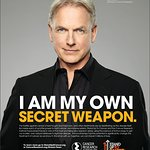 Mark Harmon Stands Up To Cancer