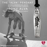 Tony Alva Pendant Benefits MusiCares