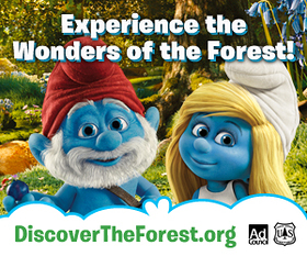 The Smurfs 2 - Discover The Forest