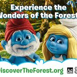 Smurfs Help Kids Discover The Forest
