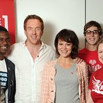 Damian Lewis Visits Prince's Trust