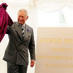 Prince Charles Joins The Saturdays To Open Hospice