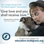 Renee Felice Smith Films Mutt-i-grees Curriculum PSA