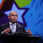 Pitbull Kicks Off National Charter School Conference
