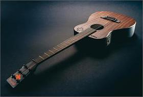 Ed Sheeran's EACH Guitar