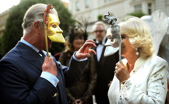 The Prince of Wales and The Duchess of Cornwall host a reception for the Elephant Family