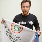 Ewan McGregor And David Beckham Support UNICEF's Commonwealth Games Initiative