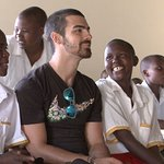 Joe Jonas Volunteers In Kenya