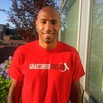 Thierry Henry Uses Soccer To Make A Positive Difference