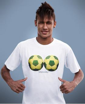 Neymar Jr: FIFA Confederations Cup 2013 winner and nominated the best player of the tournament.