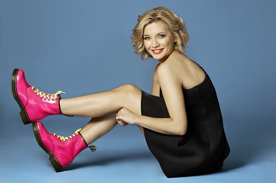 Rachel Riley Cancer Research UK