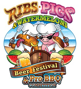Pigs, Ribs and Watermelon Professional BBQ Competition and Beer Festival