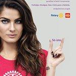 Isabeli Fontana Joins Rotary Polio Eradication Campaign