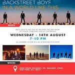Backstreet Boys Raise Money For Superstorm Victims