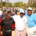 Don Cheadle Joins Stars For Cedric The Entertainer's Charity Golf
