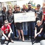 Sharon Stone Accepts Donation For amfAR