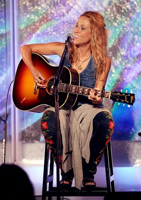Sheryl Crow Performs For Oceana