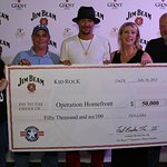 Kid Rock And Montgomery Gentry Help Jim Beam Honor Veterans