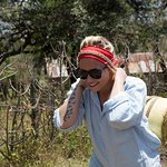 Demi Lovato Celebrates Her 21st Birthday In Kenya