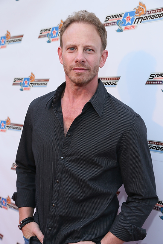 Ian Ziering at the Premiere