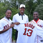 Red Sox Foundation Partners With Tiger Woods Foundation