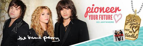 Origami Owl and The Band Perry