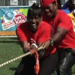 Ne-Yo and Olympic Legends Support Day for Kids
