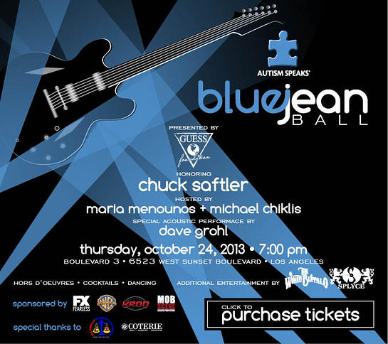 Don't miss the 2013 Blue Jean Ball!