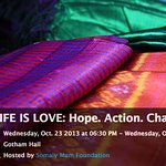 Katie Couric to Host Life is Love Gala