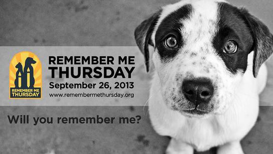 Remember Me Thursday