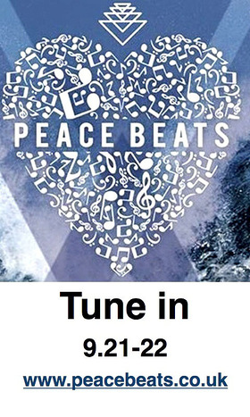 PeaceBeats Worldwide Webcast 2013