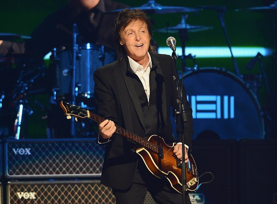Paul McCartney at iHeartRadio Music Festival
